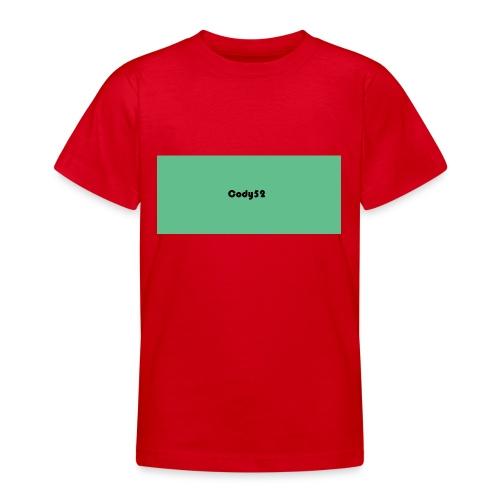 Cody52 Backpack - Teenage T-shirt
