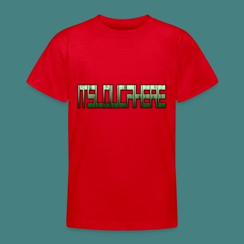 bor - Teenage T-shirt