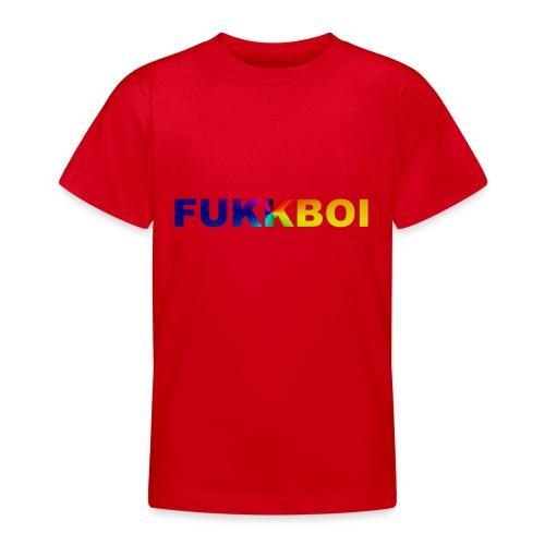 FUKKBOI - T-skjorte for tenåringer