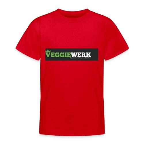 VEGGIEWERK 2 0WEIS - Teenager T-Shirt