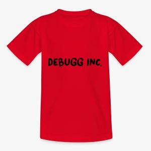 Debugg INC. Brush Edition - Teenage T-shirt