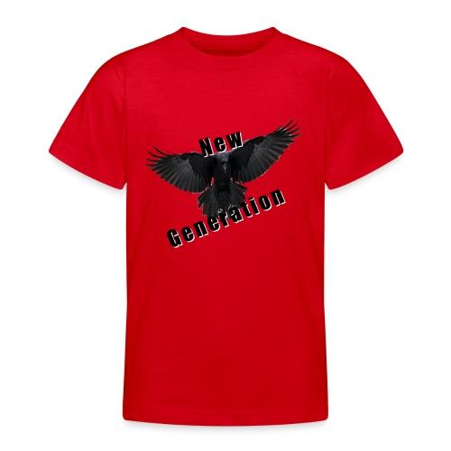 new generation - Teenager T-shirt