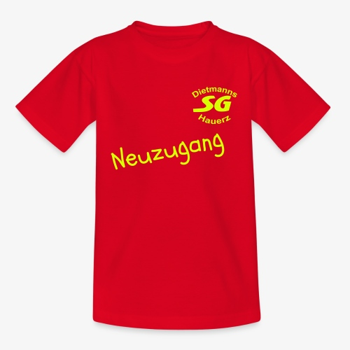 neuzugang - Teenager T-Shirt
