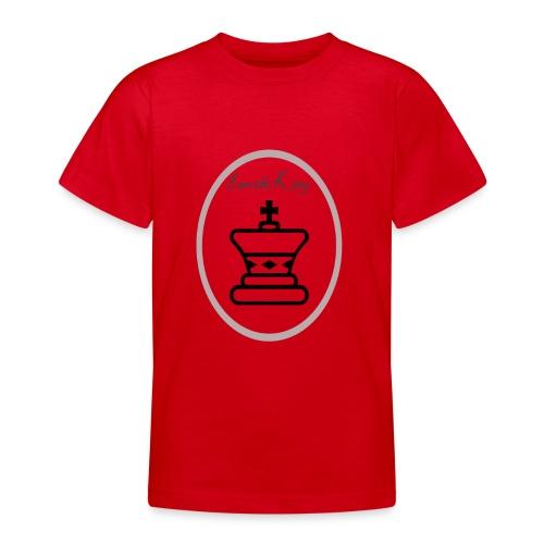 I am the King - Camiseta adolescente