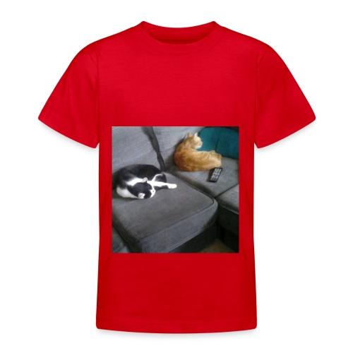 The Crazy Cute Cats - Teenage T-shirt