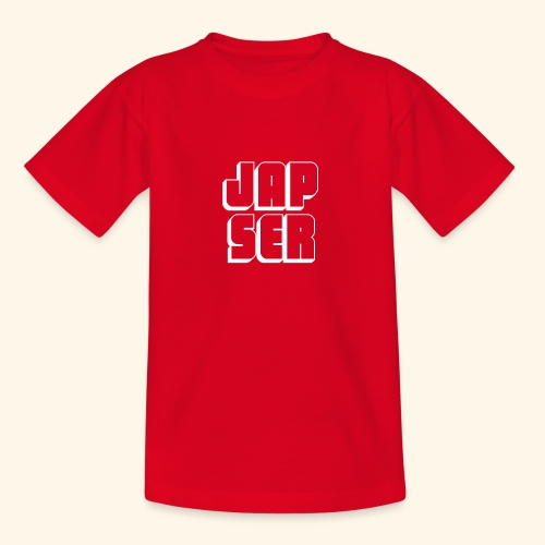 Japser 2 - Teenage T-shirt