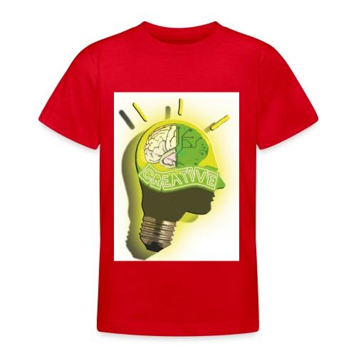 CREATIVE_SNARF - Camiseta adolescente