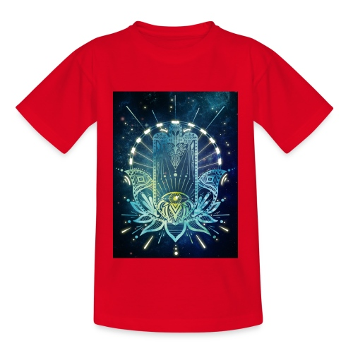 Hamsa Hand - Teenage T-shirt