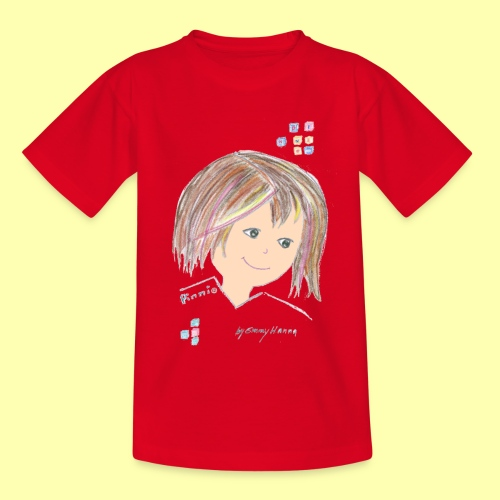 Pinni® Desing by Emmy Hanna - Teenager T-Shirt