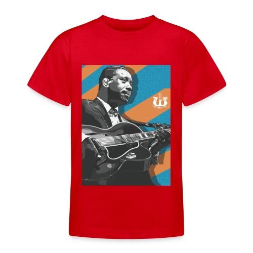 Wes - Camiseta adolescente