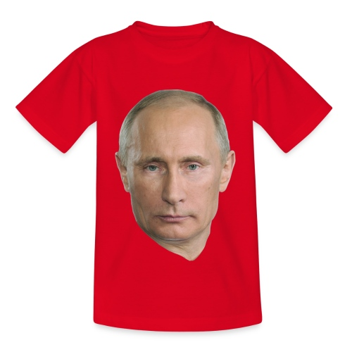 Putin - Teenage T-shirt