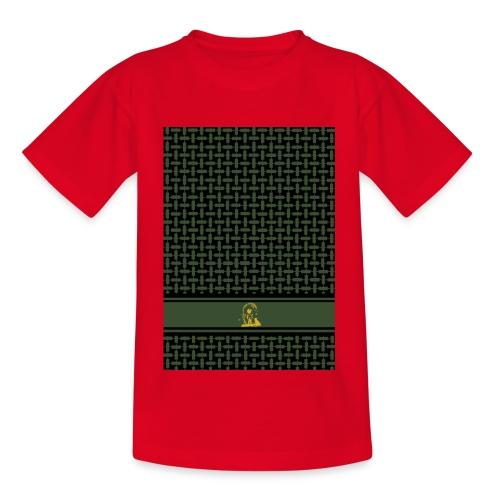 PaliPhone BLACK OLIV - Teenager T-Shirt