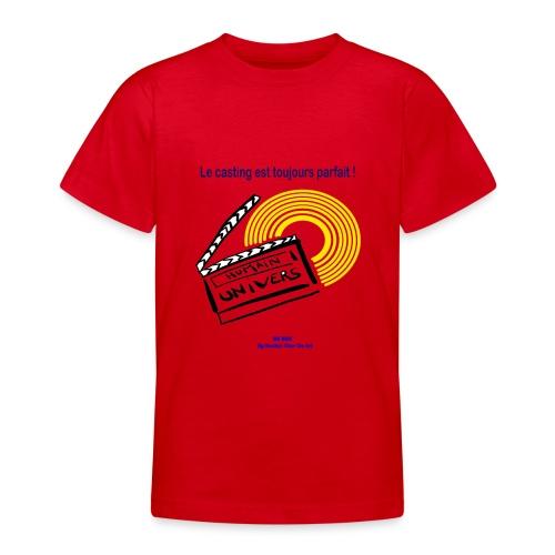 Le casting est toujours parfait - T-shirt Ado