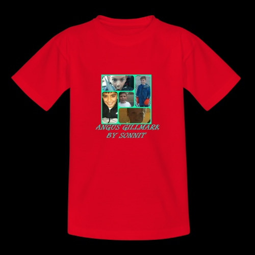 Limited Edition Gillmark Family - Teenage T-shirt