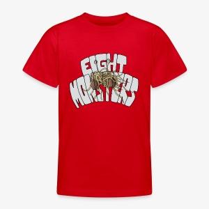 Eight Monsters - T-shirt Ado