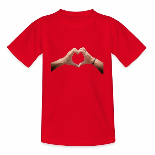 Valentines Day - Teenager T-Shirt