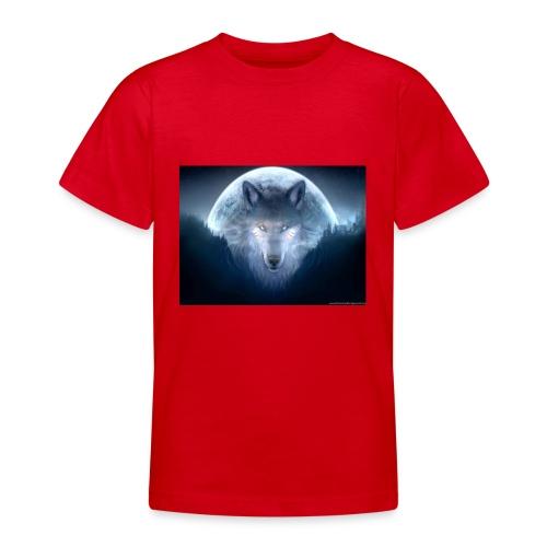 WolfMerch - Teenage T-Shirt