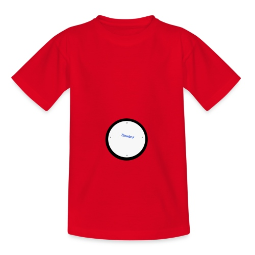 Timelord - Teenager T-Shirt