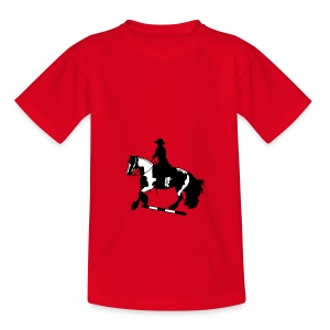 Tinker Galopp I Stange - Teenager T-Shirt