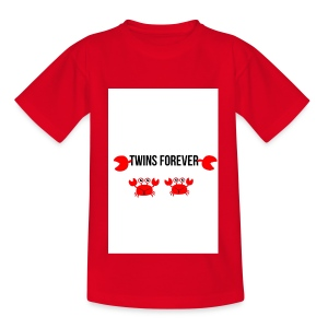 parry and barry twins forever - Teenage T-shirt