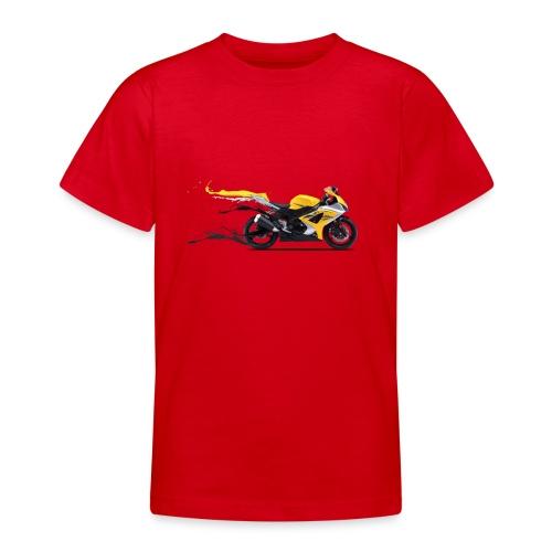 Motorbike - Teenager T-Shirt