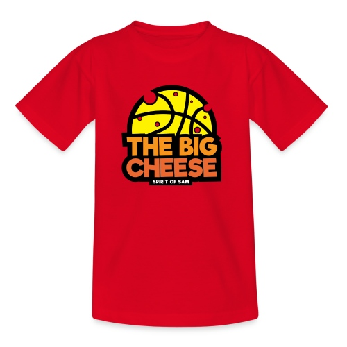 The Big Cheese Logo - Teenage T-shirt