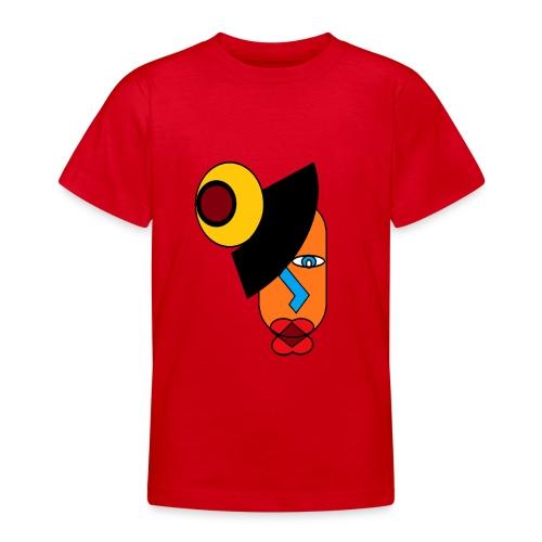 Art africain - T-shirt Ado