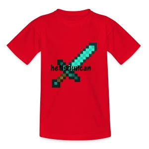minecraft shirts - Teenager T-shirt