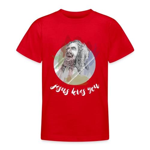 Jesus - Teenager T-Shirt