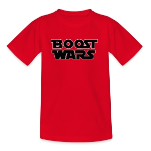 BOOST WARS - Teenager T-Shirt