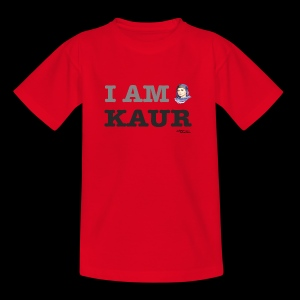 I AM KAUR - T-shirt Ado