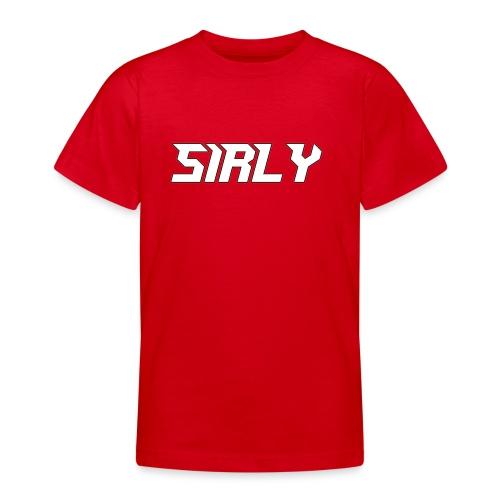 S1RLY Logo - T-shirt tonåring