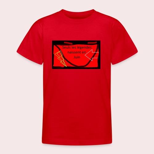 Légendes - T-shirt Ado