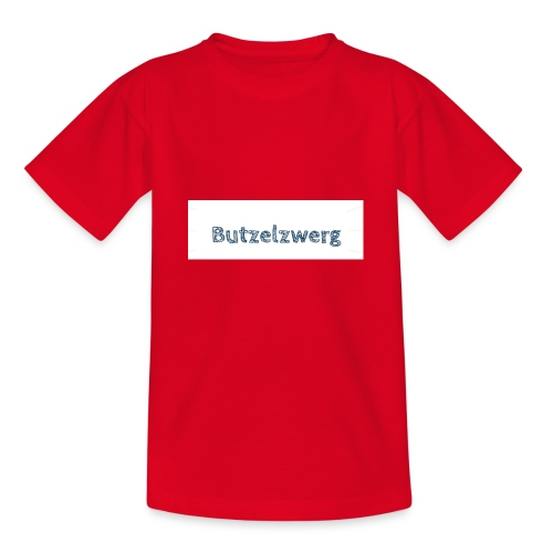 Butzelzwerg - Teenager T-Shirt