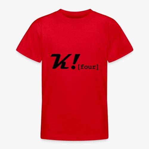 Unser Stil - Teenager T-Shirt