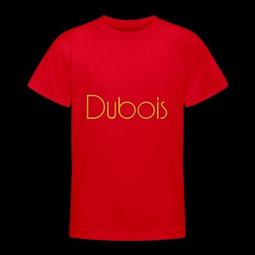 Dubois - Teenager T-shirt