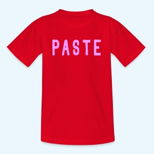 Paste (Meisje) - Teenager T-shirt