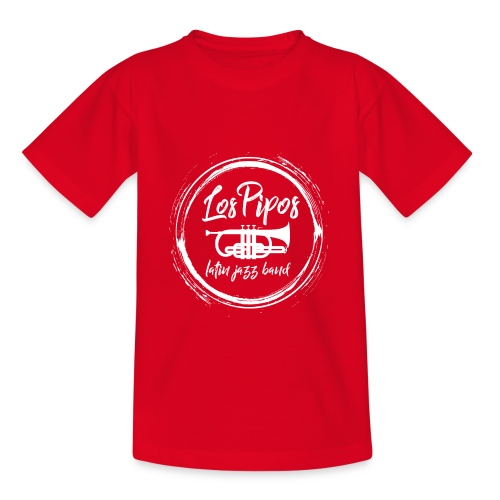 Los Pipos - Die Latin Jazz band - Teenager T-Shirt