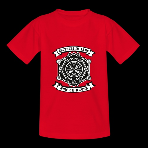 Brothers In Arms - Now or Never - Teenager T-Shirt