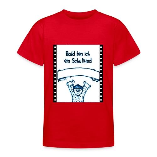 Schulanfang - Teenager T-Shirt