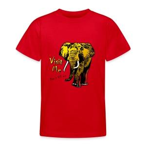 Visit Me - Teenager T-Shirt