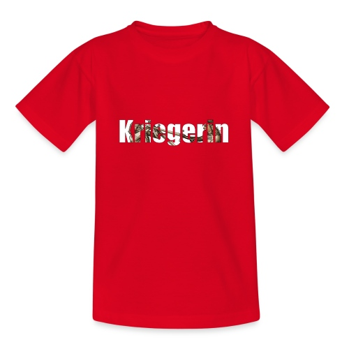 kriegerin - Teenager T-Shirt