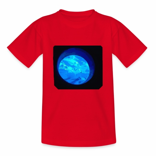 Fischbowl - Teenager T-Shirt