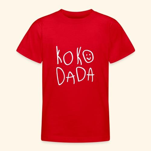 Kokodada Time - T-shirt tonåring