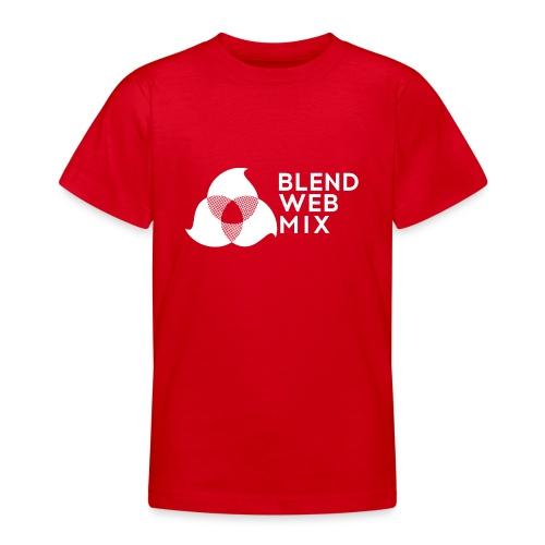 logo bland - T-shirt Ado