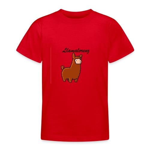 Leonard Llama - Teenager-T-shirt