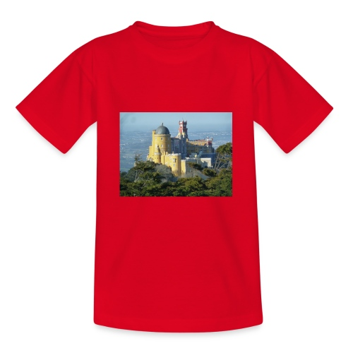 Schloss - Teenager T-Shirt