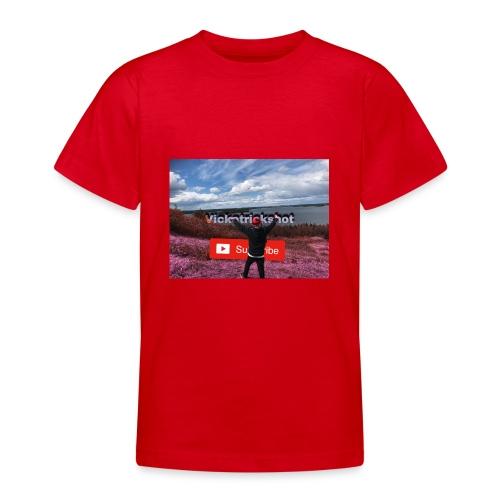 FE5C3DD0 C76F 4E89 A871 36773CBA53DB - T-shirt tonåring