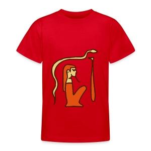 Hieroglyphen Dsched Medu - Teenager T-Shirt