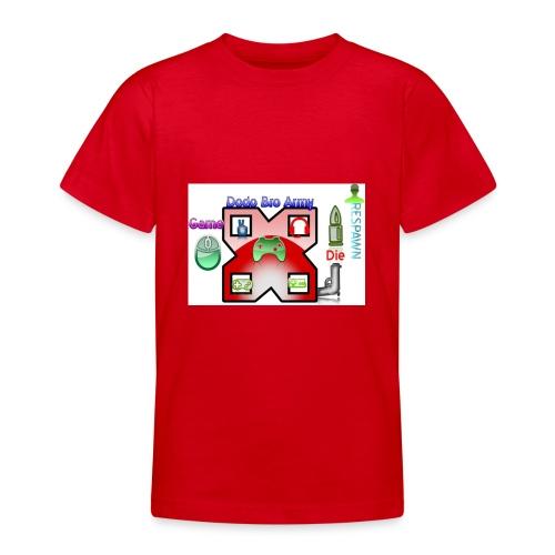 dodo logo - Teenage T-Shirt